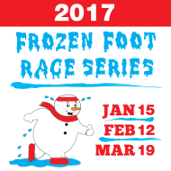 Frozen Foot Race Series Race 3