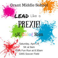 LEAD Like a Prexie 5K Color Run/Walk