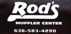 Rod's Muffler Center
