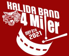 Kalida Band 4 Miler
