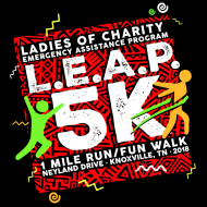 The L.E.A.P. 5K and 1 Mile Fun Run/Walk