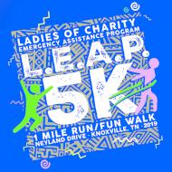 The L.E.A.P. 5K and 1 Mile Fun Run/Walk