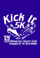 Kick It 5K