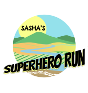 Sasha's Superhero Run