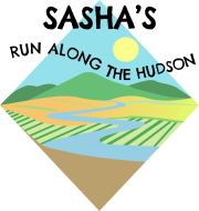 Sasha's Run Along the Hudson