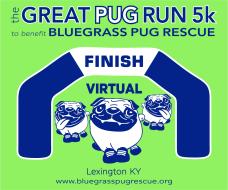 The Great Pug Run 5K VIRTUAL