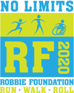 Robbie Foundation NO LIMITS VIRTUAL Run / Walk / Roll 5K