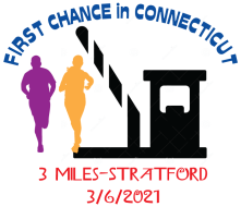 THE FIRST CHANCE IN CT 3 Mile Run, or walk - your choice.