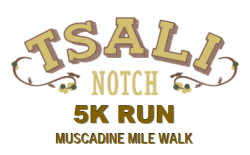 Tsali Notch 5K