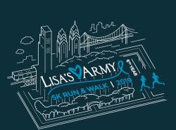 Lisa's Army 5K Run & Walk