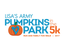 The Lisa's Army Pumpkins in the Park 5K Fun Walk/Run