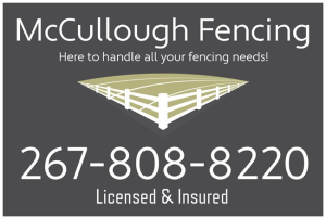 McCullough Fencing
