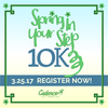 Spring in Your Step 10K