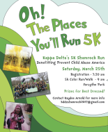 Oh! The Places You'll Run 5K