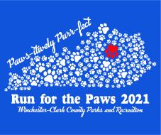 2021 Run for the Paws 5k Run/Walk