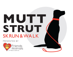 Friends for Animals of Metro Detroit's Mutt Strut 2017