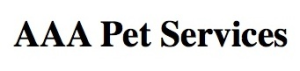 AAA Pet Services