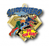 Superhero 5K Fun Run & Family Day