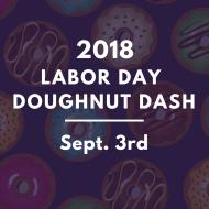 Labor Day Doughnut Dash 5k/10k & Fun Run