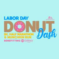 Labor Day Donut Dash Half Marathon/5k & Munchkin Run