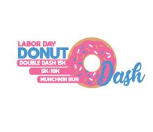Labor Day Donut Dash 5k, 10k, Double Dash 15k & Munchkin Run