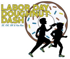 Labor Day Doughnut Dash 5k/10k/15k & Fun Run