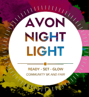Avon Night Light GLOW Walk/Run