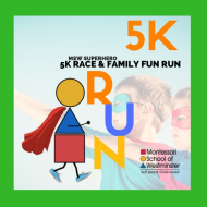 2018 MSW Superhero 5K Race & Family Fun Run