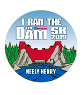 The Neely Henry Dam 5K