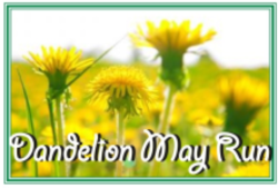 5K Dandelion May Run/Walk