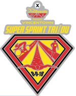 DQ Vincentown Super Sprint Triathlon/Duathlon *#