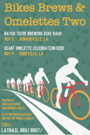 Bikes, Brews & Omelettes Two