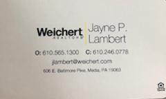 Jayne Lambert