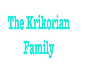 Dot Krikorian