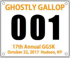 Ghostly Gallop 2017