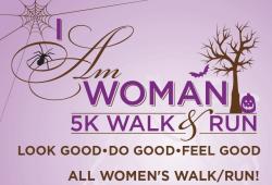I AM Woman 5K