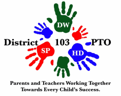 Run for D103 PTO Virtual 5K Run/Walk Fundraiser