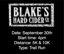 Fortitude's Hard Cider Fall Fest  5K/10K