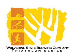 Wolverine State Brewing Co. Triathlon at Island Lake