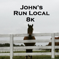 John's Run Local 8k