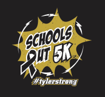 SCHOOLS OUT 5K                                                                                                                                                                                        #tylerstrong