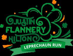 The Justin Flannery Hilton Leprechaun Run 5K - K's for Cancer
