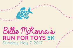 Billie McKenna's Run For Toys 5K