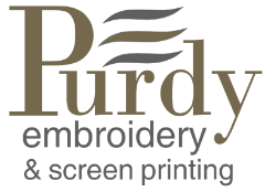 Purdy's Embroidery and Screen Printing