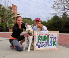 Run to Give 5K