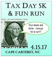 Tax Day 5K & Family Fun Run