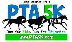 16th District PTA 5K