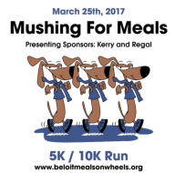 Mushing for Meals