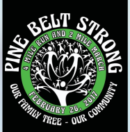 Pinebelt Strong 4 mile Run and 2 Mile March