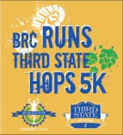 BRC Runs Third State Hops 5K